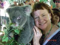 A new to me Aussie friend